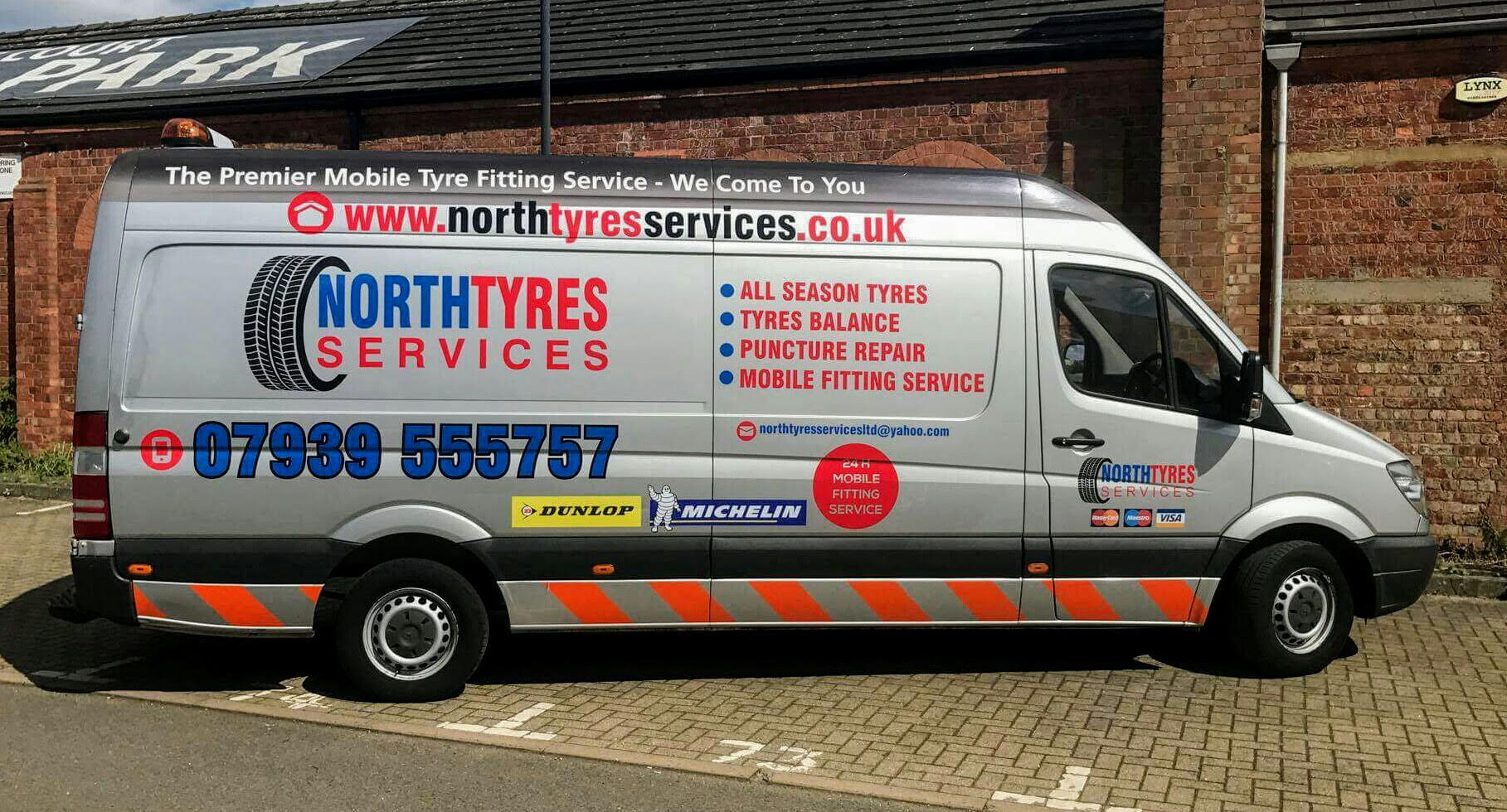 Nort tyres service services